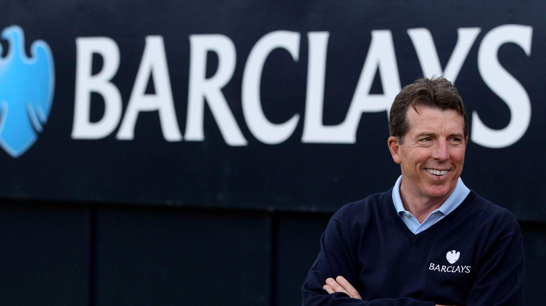 President of Barclays Bob Diamond