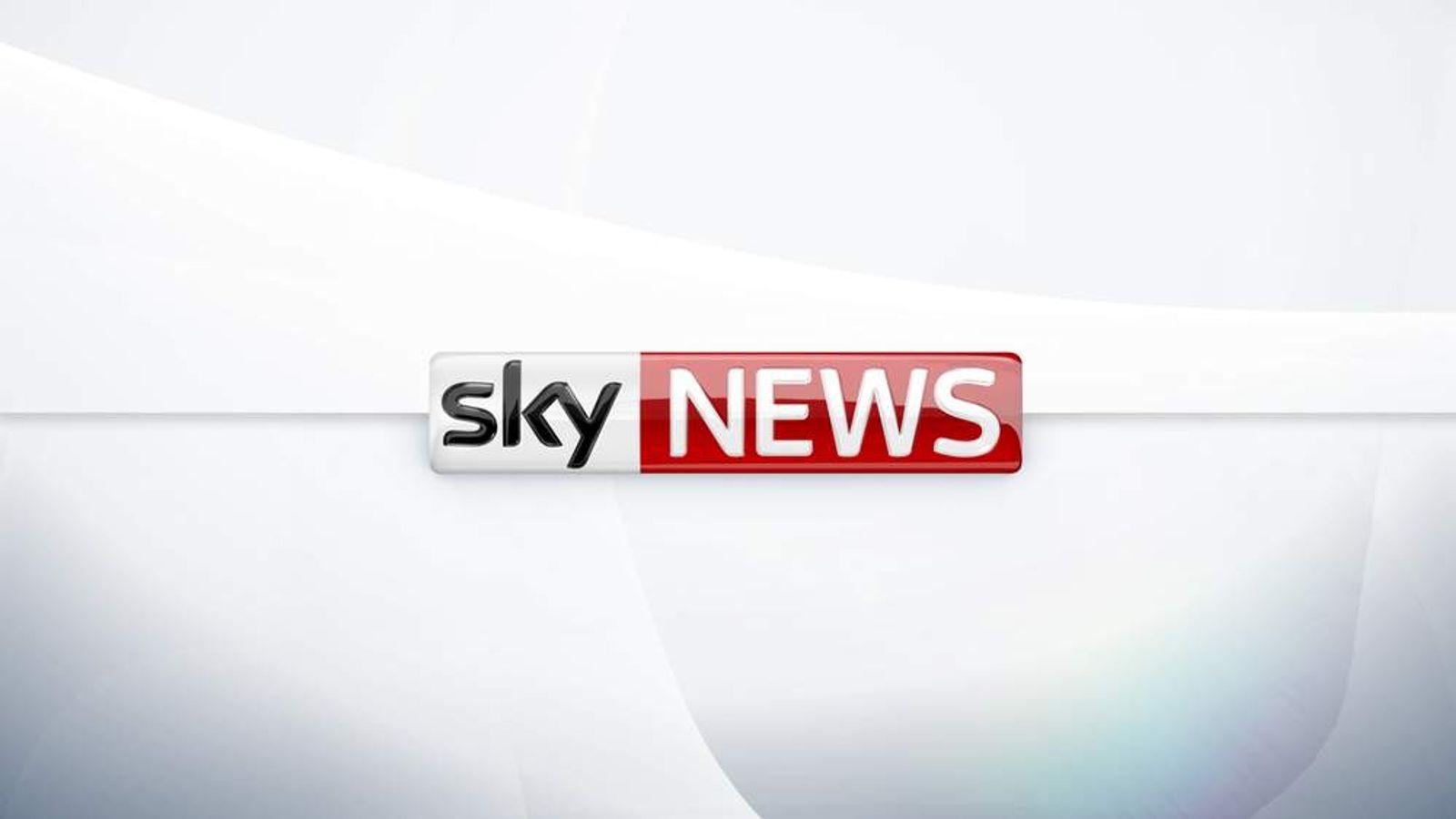 Sky News Headlines Logo