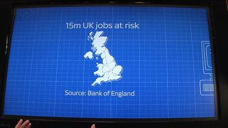 How safe from automation are UK jobs