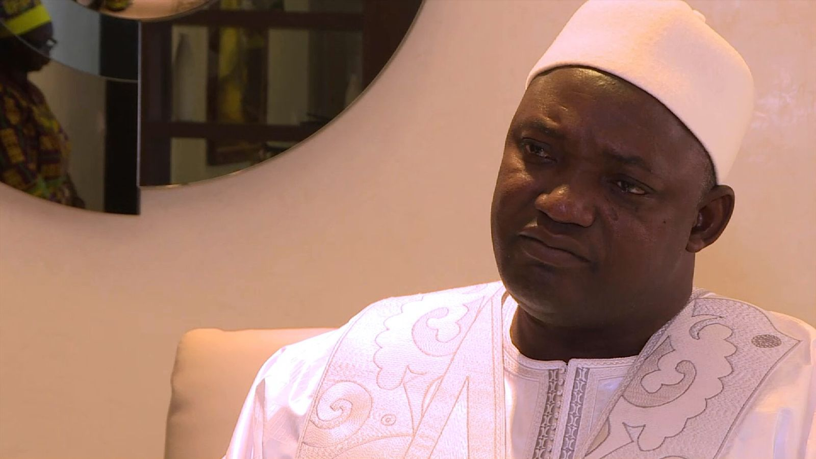 The new President of The Gambia on its relationship with the UK