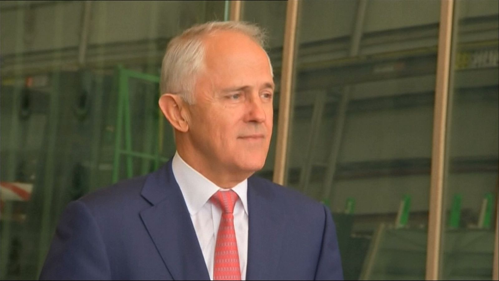 Mr Turnbull refused to go into detail about the Trump phone call