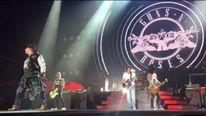 Guns N' Roses guitar technician McBob was the band member who made the boob