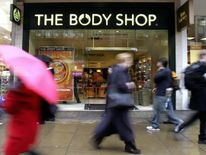 The Body Shop was bought by L'Oreal in 2006