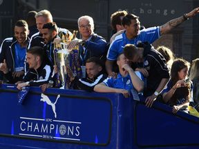 Ranieri's title win ranks as one of the biggest upsets in football history