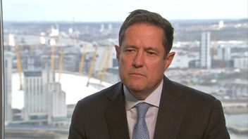 Jes Staley is chief executive of Barclays