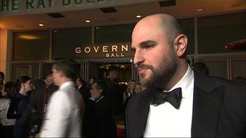 La La Land producer Jordan Horowitz says he is delighted for Moonlight