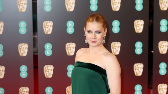 Arrival star Amy Adams was nominated for leading actress