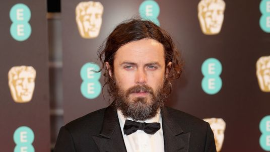 Casey Affleck picked up the best actor award for Manchester By The Sea