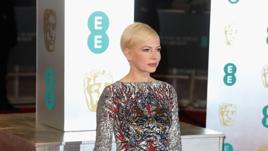 Michelle Williams was nominated for her supporting role in Manchester By The Sea