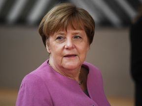 Angela Merkel has been criticised for backing a Dutch decision to bar Turkish ministers from holding rallies