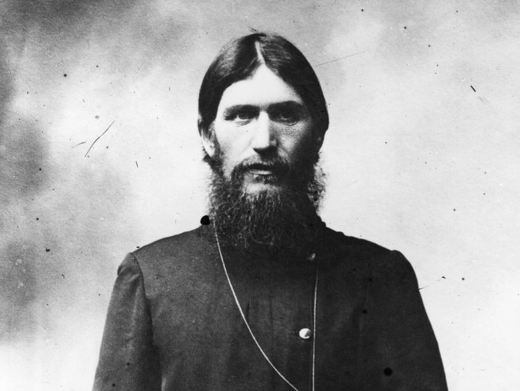 Russian mystic and self-styled holy man Grigory Yefimovich Rasputin (1871 - 1916)