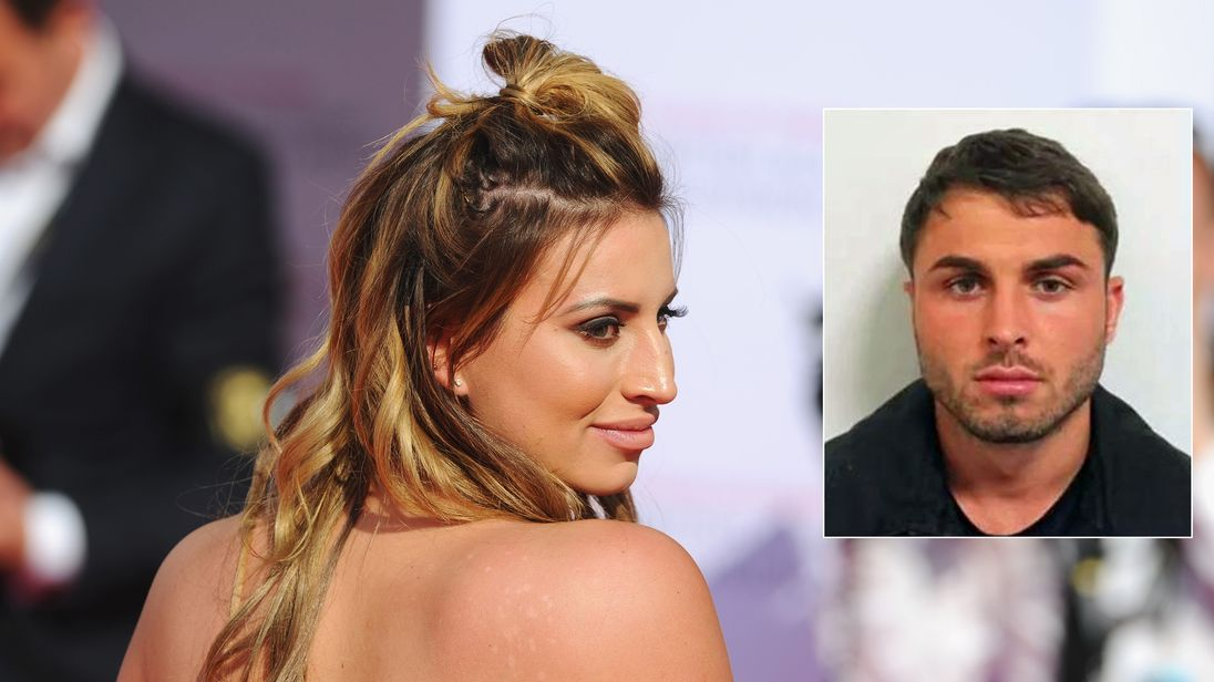 Ferne McCann has been dating Arthur Collins for nine months