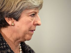 Theresa May hits the campaign trail in Maidenhead