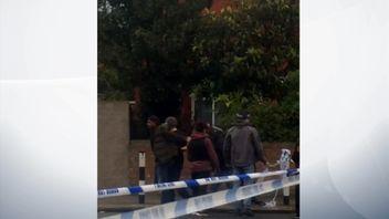 Anti-terror raid in Willesden