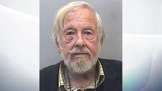 Former Jackanory storyteller John Earle