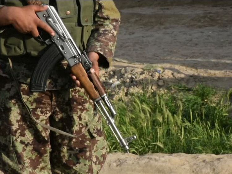 The Taliban claimed responsible for the attack on the base