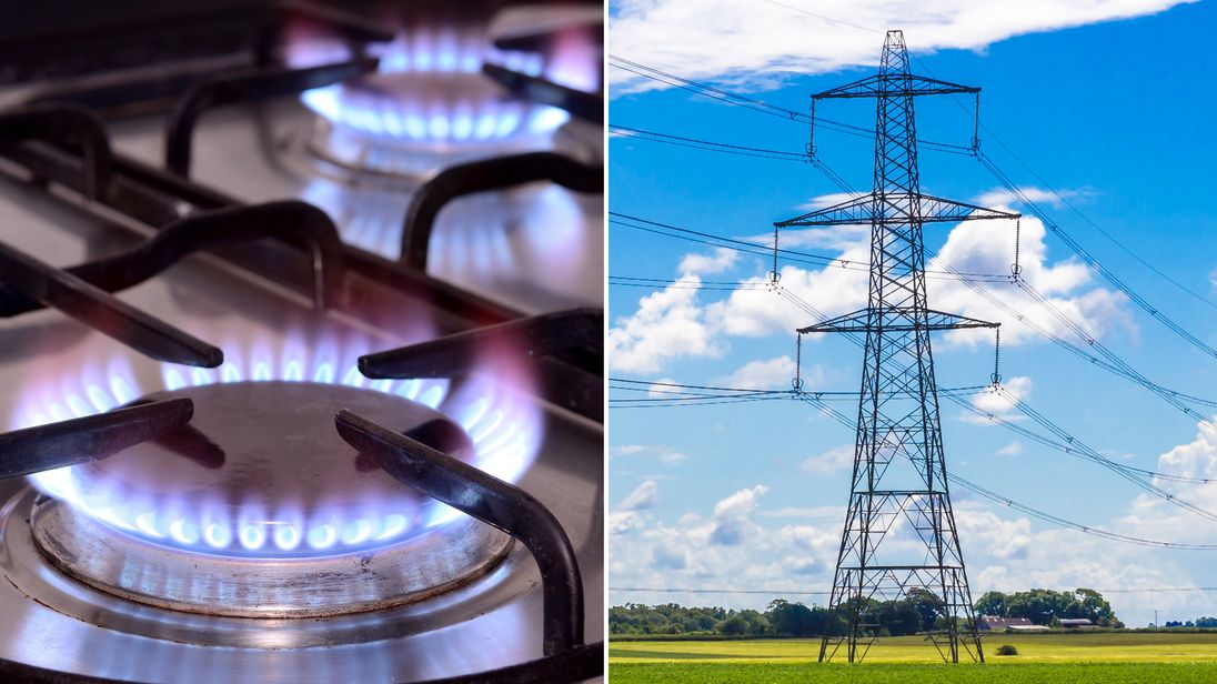 Gas and electricity