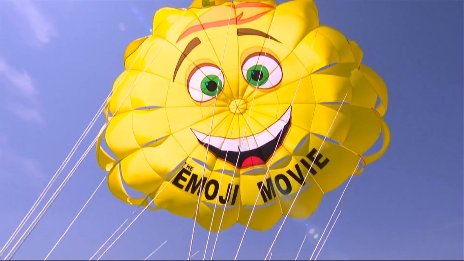 Emoji movie premiere at cannes