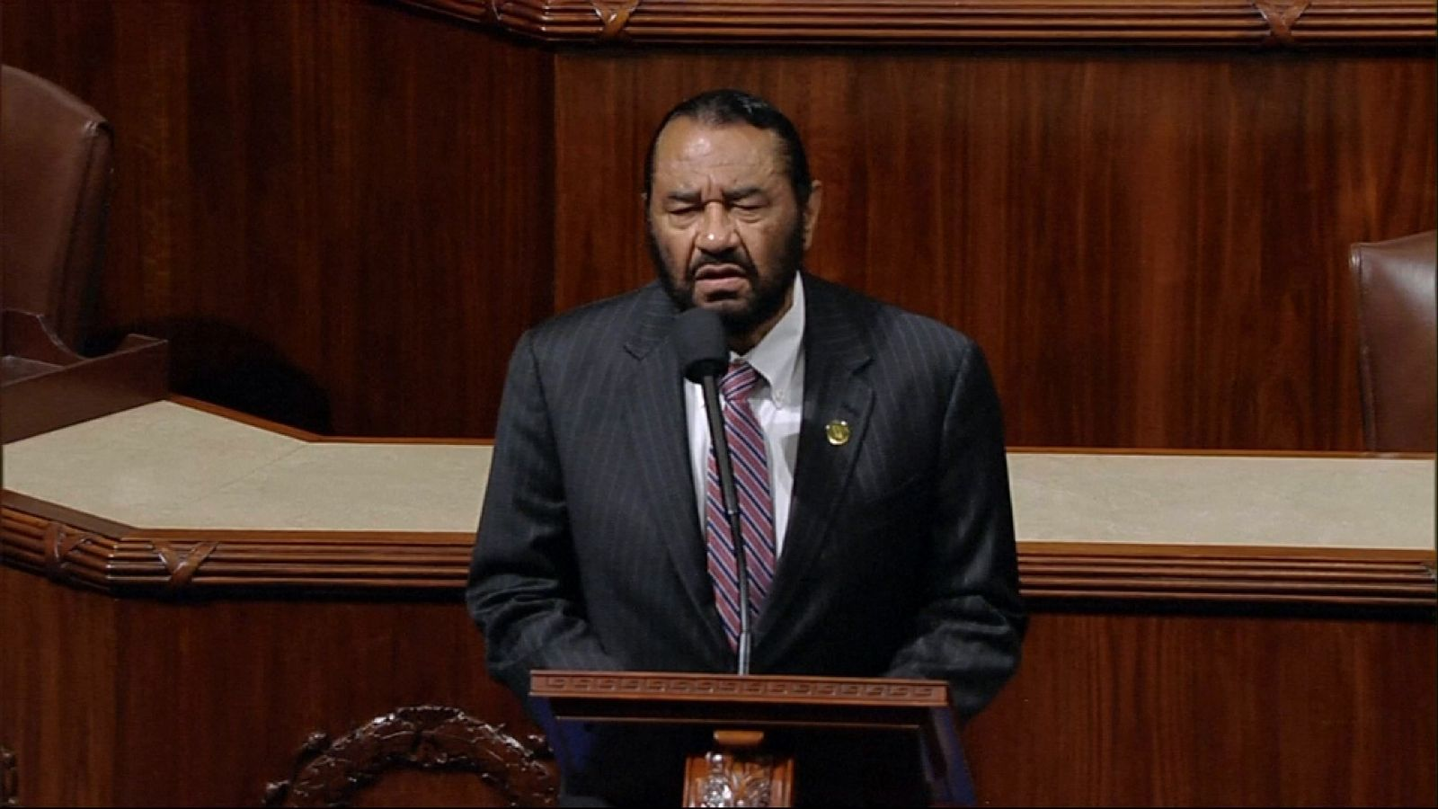 Congressman Al Green has called for President Trump to be impeached