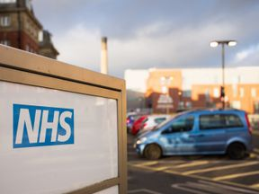 The NHS is 'clearly at breaking point', said the BMA