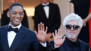 Will Smith and Pedro Almodovar