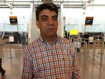 Mohamed 'Saber' Neda. Pic: Reshad Habib