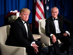 Malcolm Turnbull meets Donald Trump in New York in May
