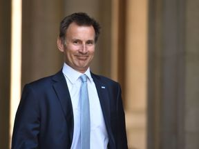 Jeremy Hunt has courted controversy during his time as Health Secretary