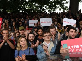 Labour courted the youth vote with its election pledges
