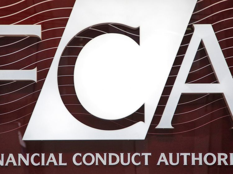 Mr Griffith-Jones joined the FCA's predecessor body the Financial Services Authority in 2012