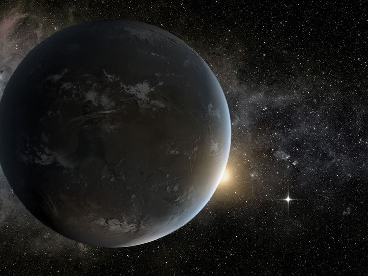 In all 219 new candidate planets were discovered