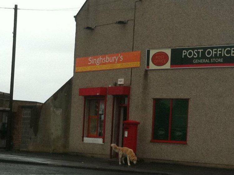 Many customers still call the shop as Singhsbury's, despite Sainsbury's objections