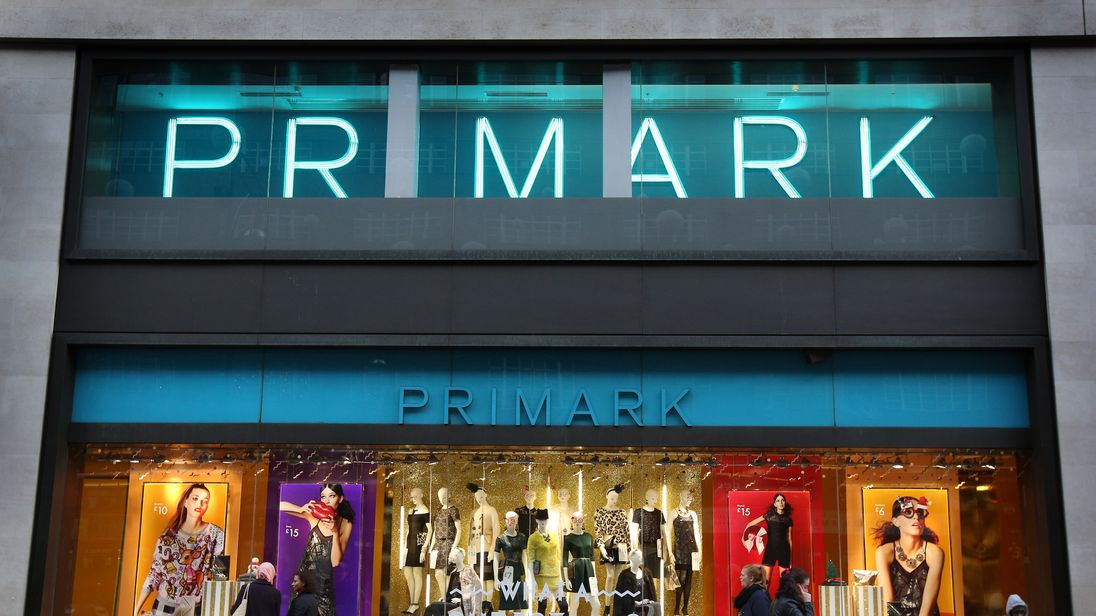 Primark say they have ceased all production of the flip flops and and an investigation has been launched