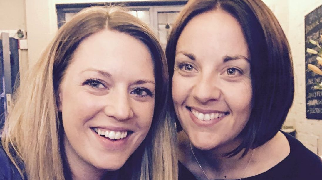 Kezia Dugdale and Jenny Gilruth have been dating since April 2017
