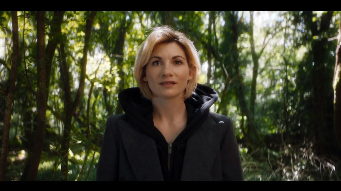Jodie Whittaker will play the 13th Dr Who. Pic: BBC