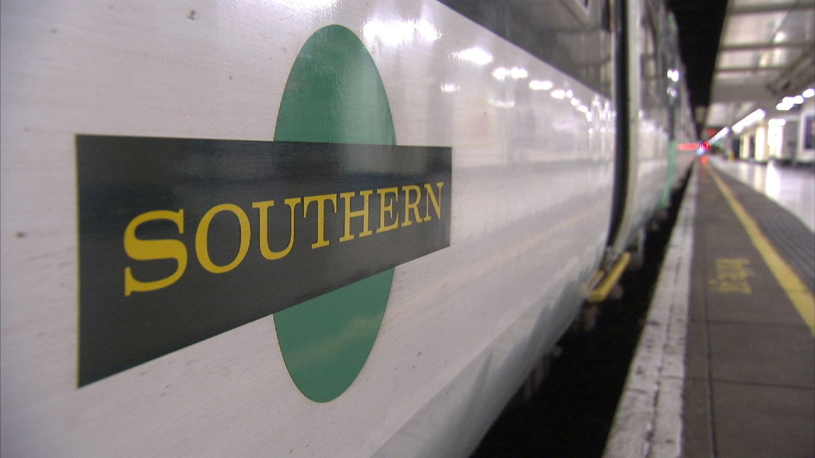 Southern is locked in a dispute with staff on pay and driver-only trains