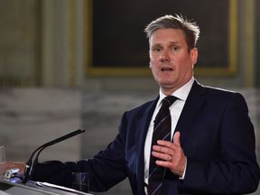 Keir Starmer is a  former human rights lawyer