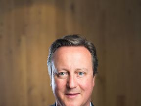 David Cameron chairs the first meeting of patrons for the National Citizen Service (NCS)