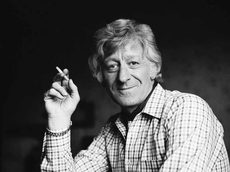 Jon Pertwee 3rd Dr Who