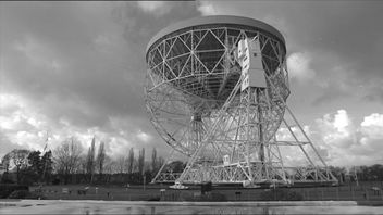 Jodrell Bank was the brainchild of Sir Bernard Lovell