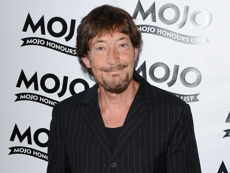 Singer Chris Rea arrives at the Mojo Awards at The Brewery in London. in 2009