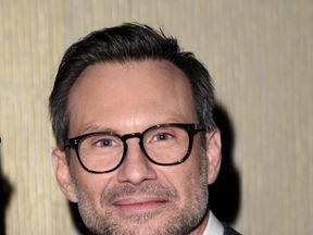 Christian Slater was at the Television Critics Association Awards in Beverly Hills, California