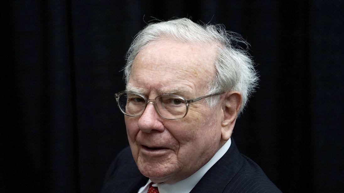 Warren Buffett has donated billions to charities