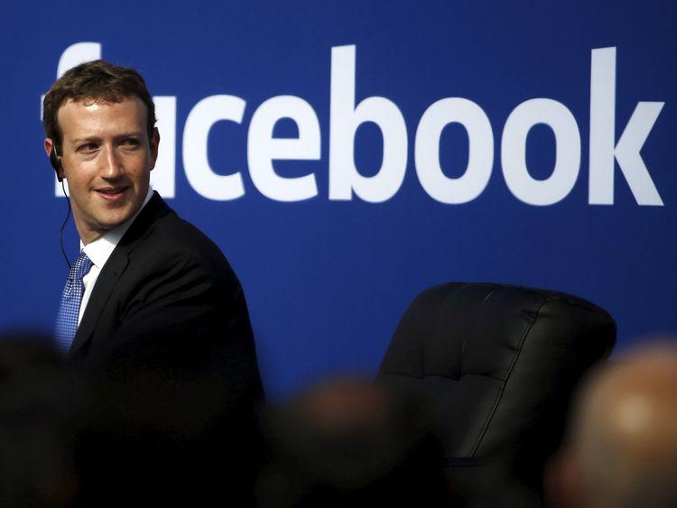 Mark Zuckerberg has dismissed the influence of bogus stories on Facebook