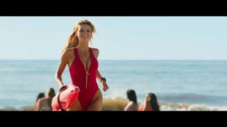 Partial nudity, graphic dialogue and sexist jokes star in Baywatch's new trailer