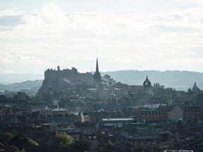 Central Edinburgh