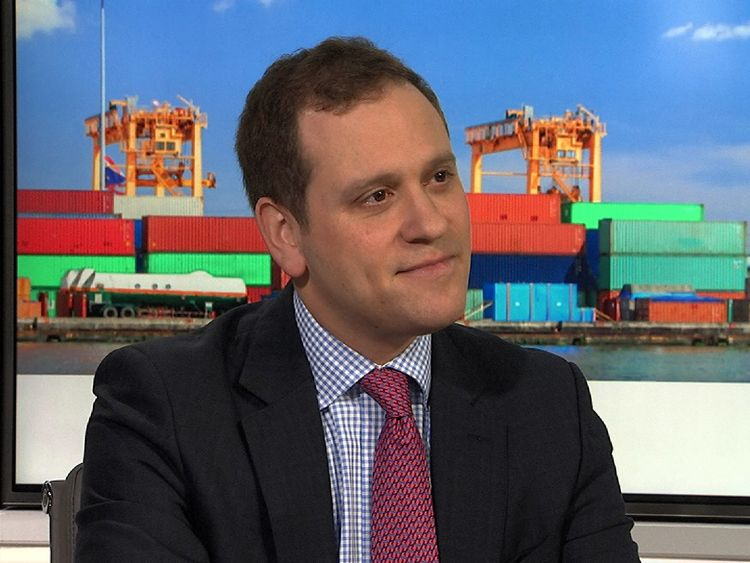 Adam Marshall is the director-general of the British Chambers of Commerce