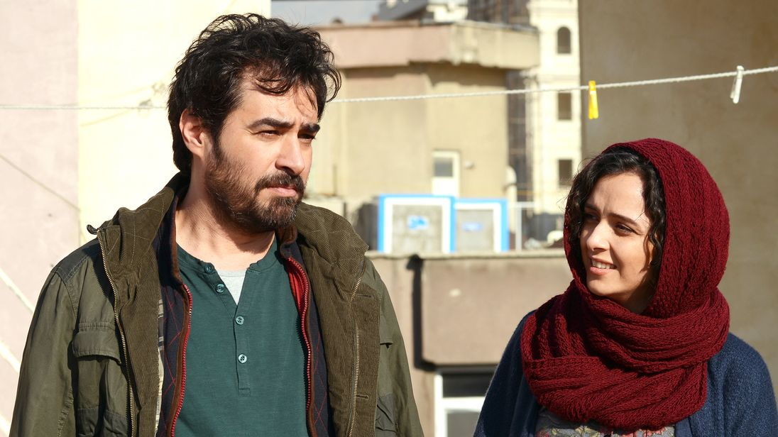 The Salesman is nominated for an Oscar in the best foreign-language film category