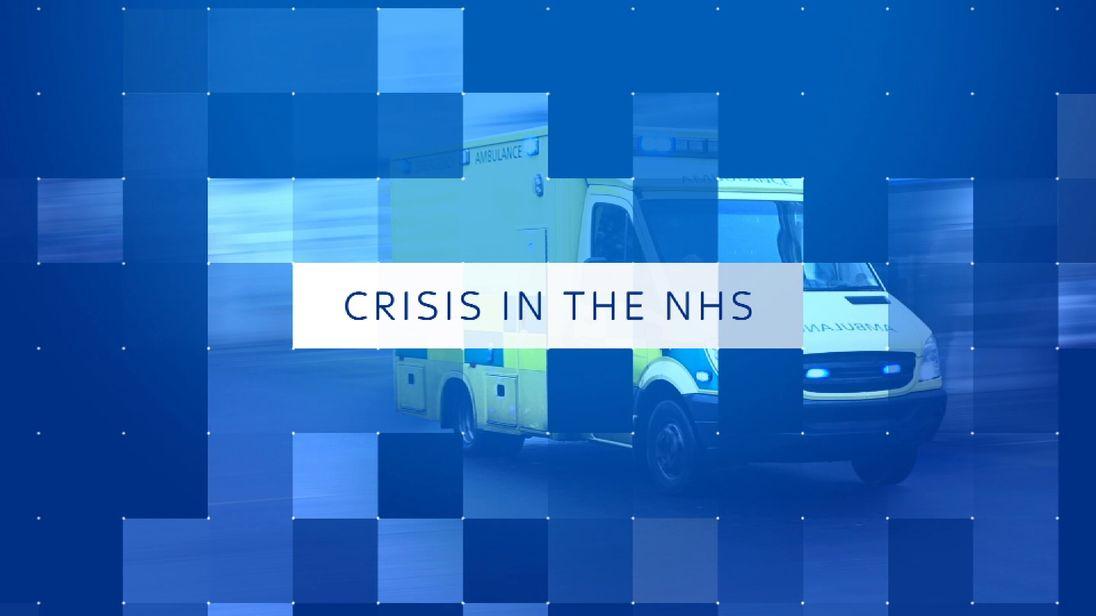 NHS CRISIS SLATE