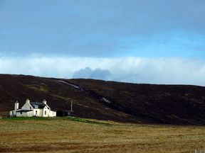 The Shetland Islands have seen the biggest increase in UK house prices during 2016